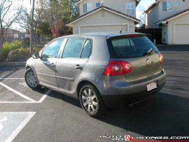 2007 Volkswagen Rabbit 4 Door